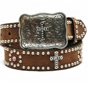 Nocona Embellished Belt